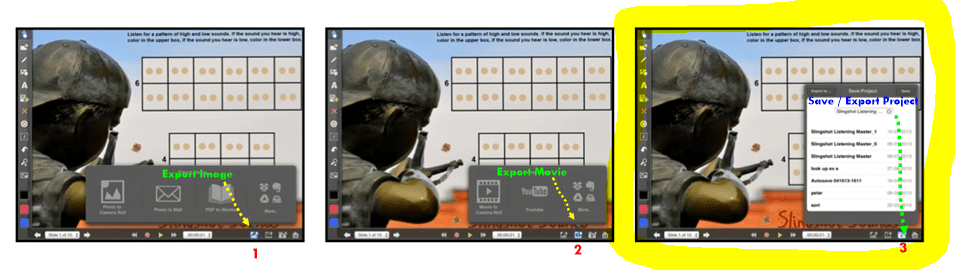 SMARTBoard + iPad Workflow how to