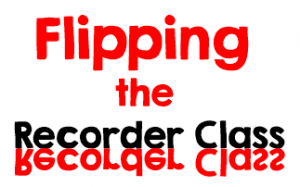 Flippiing the Recorder Class icon